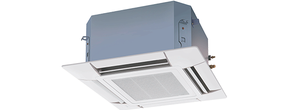 Ceiling Mounted, 2x2 Cassette Type, R-410A, FFQ Series (Heat pump) <br><a class=&quot;test1234&quot; target=&quot;_blank&quot; href=&quot;http://www.daikinindia.com/system/files_force/Download%20Brochure/1182_SA%20Master%20Catalogue_Low_126.pdf?download=1&amp;download=1&quot;>(Download Brochure)</a>