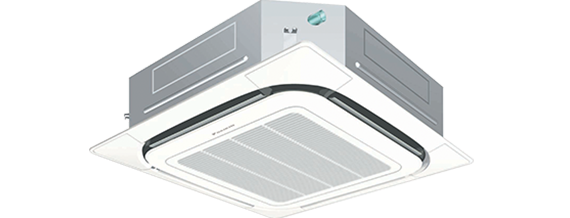 Ceiling Mounted Cassette Type, R-410A, FCNQ Series <br><a class=&quot;test1234&quot; target=&quot;_blank&quot; href=&quot;http://www.daikinindia.com/system/files_force/Download%20Brochure/1182_SA%20Master%20Catalogue_Low_83.pdf?download=1&amp;download=1&quot;>(Download Brochure)</a>